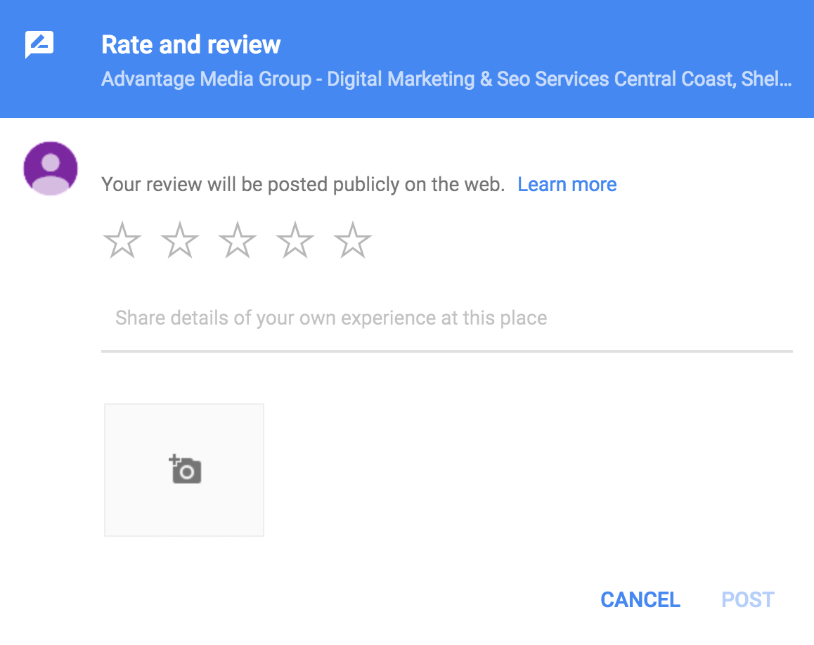 How to leave a business review