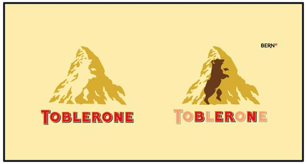 toblerone logos