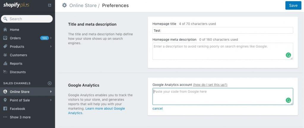 embedding-google-analytics-using-shopify